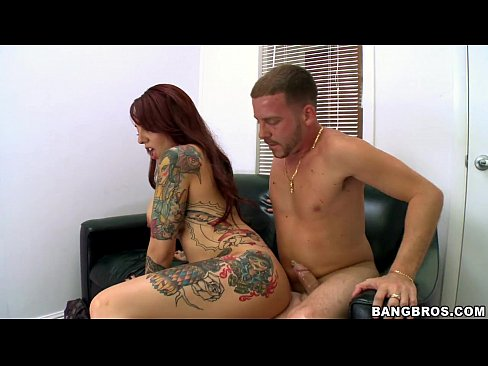 BANGBROS - Thick Redhead with Tattoos