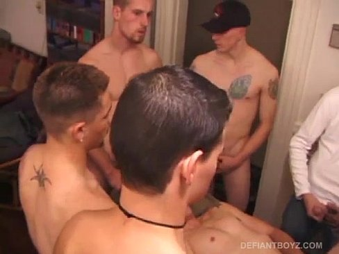 boys jacking off