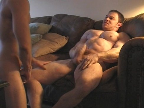 twink Gay muscle on