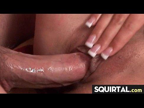 Girl ejaculation