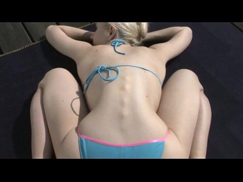 Female bodybuilder lesbian