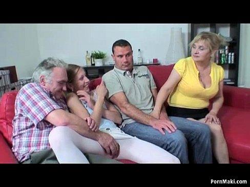 Real homemade amateur family bi porn