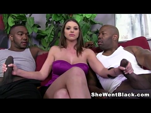 Brooklyn bbw sucking black cock