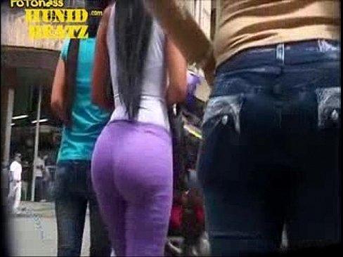 Candid big ass latina milf culona