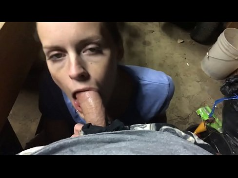 My sister sucks my cock for drugs