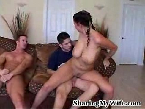 Wife loves black cock cum