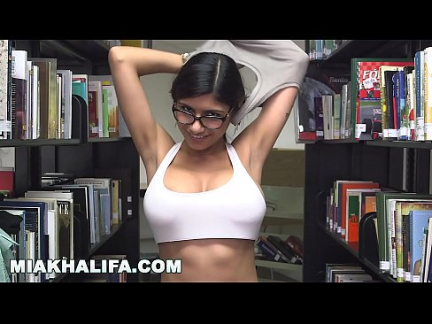 MIA KHALIFA - Here is My Body, I hope you like it.