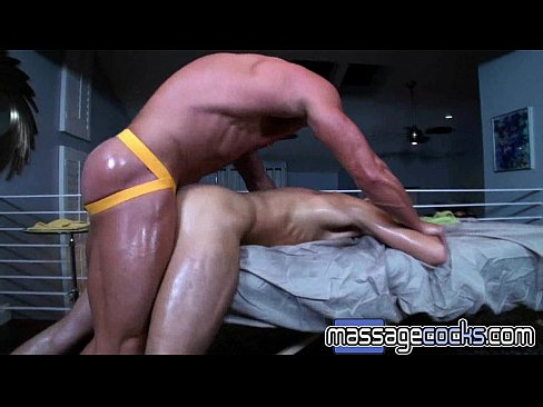 Massagecocks fat cock anal massage