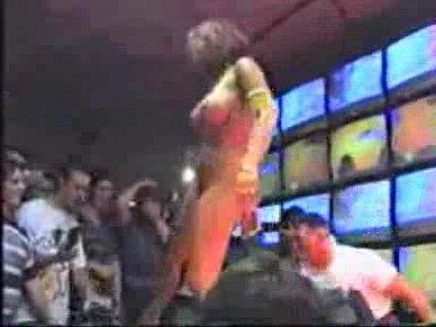 Arab nude sexy dance