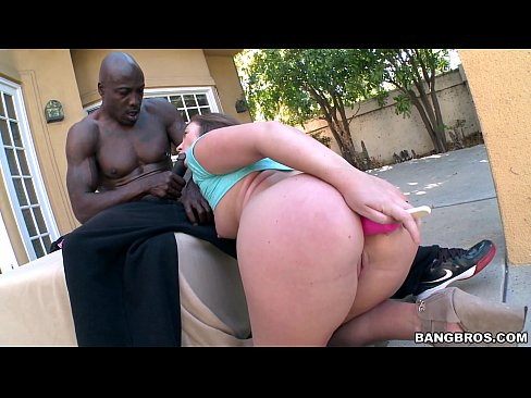 Thick White Ass Black Dick