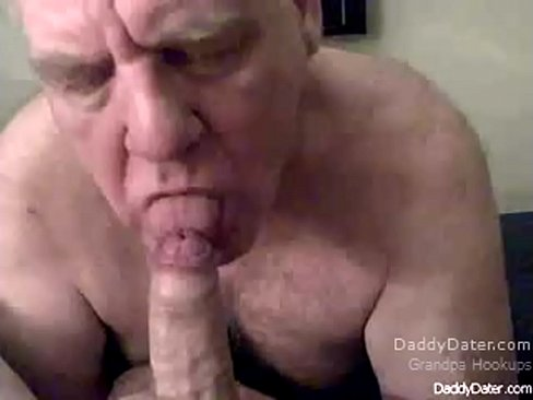 cock Gay silverdaddy hard