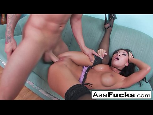 Asa Gets Pounded
