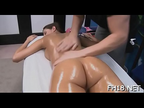 Porn Oil Massage