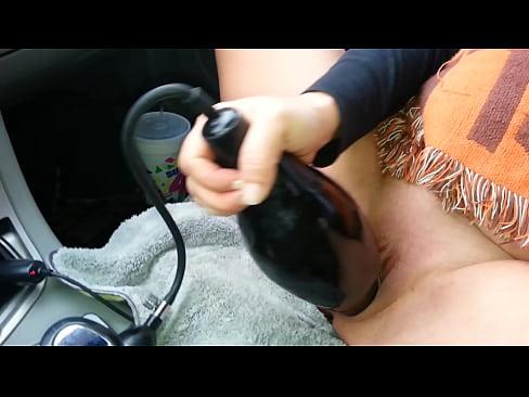 Ass stretch search clit