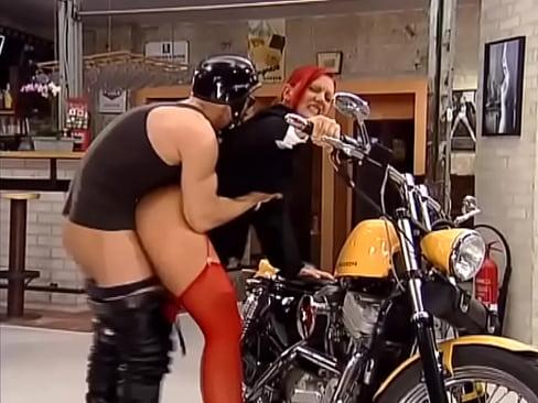 Biker initiation sex stories