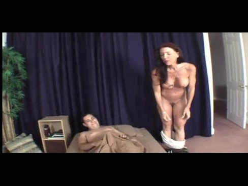 Step Mom Step Son Threesome