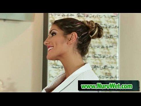 Nuru oil massage with a happy ending 21