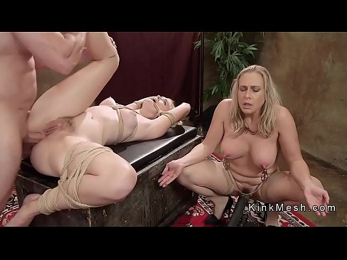 Big Tit Blonde Mom Anal