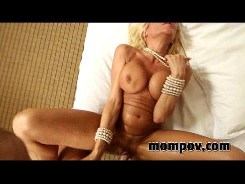 Hotel Big fucked tits milf in a