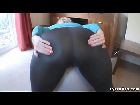 lycra leggings sex