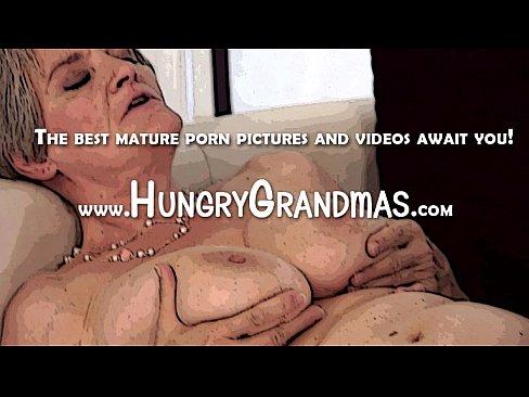 Ass buster granny