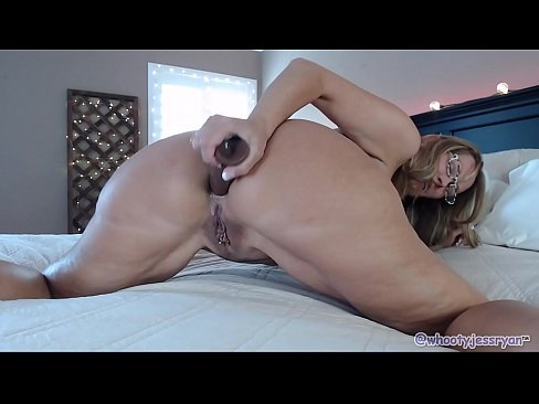 have faced london keyes and mena getting anal fucked can not