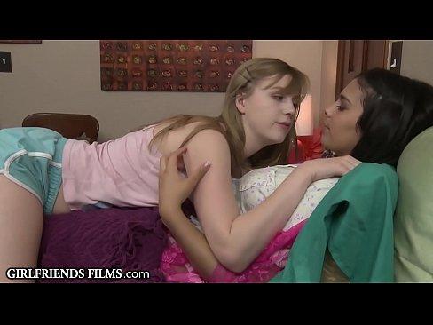Teen Girl Seduced Lesbian