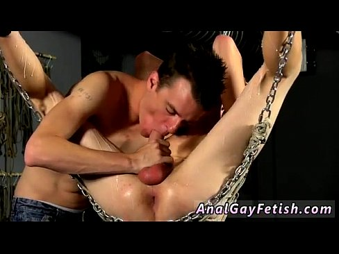 Male fetish homosexual tit
