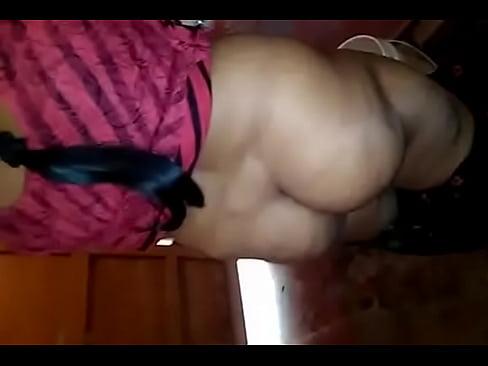 Slender hot girl showering