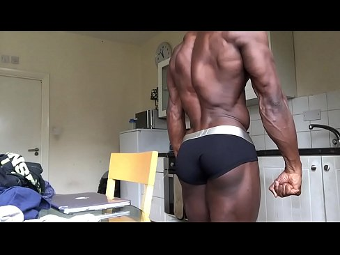Gay Black Muscle Webcam