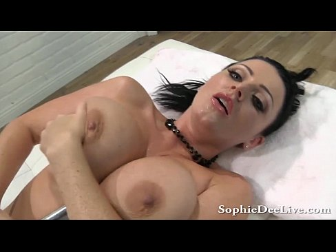 Welsh beauty, sophie dee, gets fucked &amp