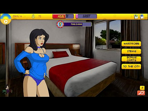 Girl Games Porn - Sinfully Fun Game Reviews Girls In The Big City Tech Demo ...