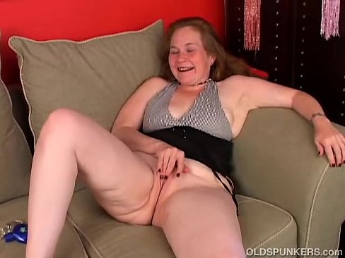 Old over fat pussy