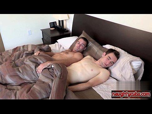 Randy twinks ass penetration
