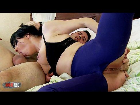 Hard anal sex milf