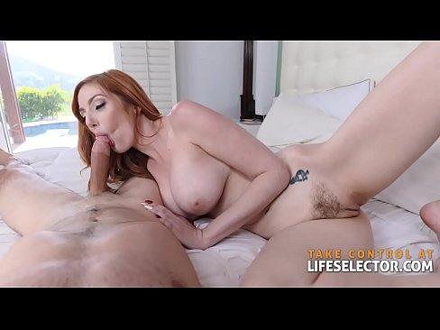Redhead MILF Lauren Philips faigheann fucked crua