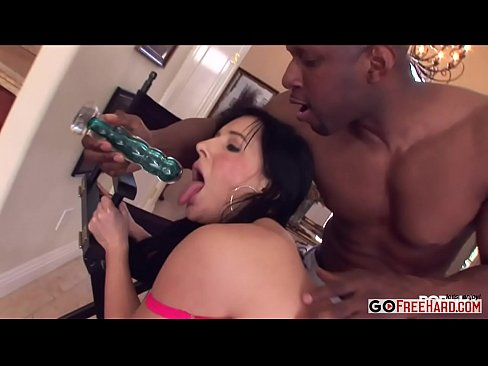 Ashli's first black cock in her ass Ashli Orion Prince Yahshua