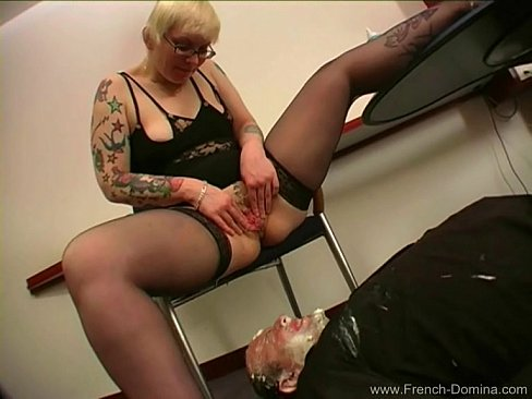 video gay french femme domina