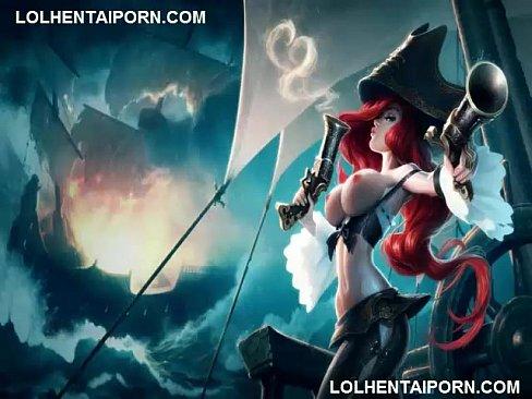 League of legends hentai - LoL Hentai