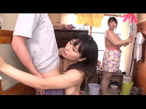 Japanese Big Ass Mom Son