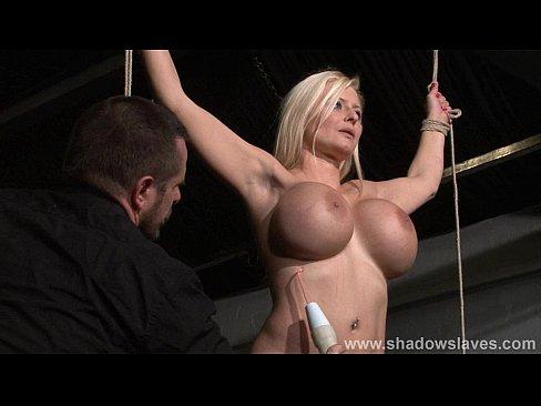 Bdsm electric torture video