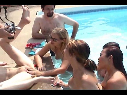 Mature asian swinger in group fun