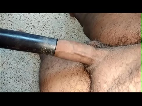 Vacuum cleaner to suck penis