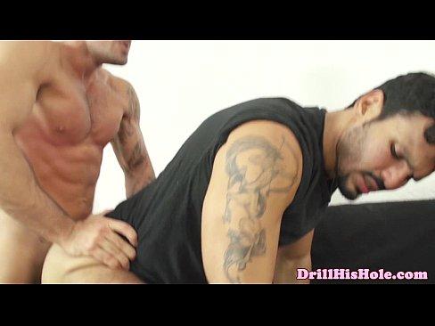 Naughty Gay Guys Ass Slamming