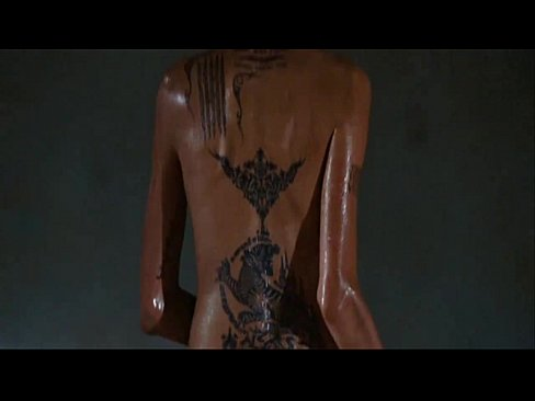 Angelina jolie in wanted sex scene