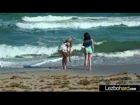 (Shae Summers & Brianna Oshea) Teen Amazing Girls Busy In Hot Lesbo Sex Act vid-25