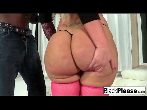 Kelli Staxx gets big black cock