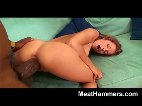 Sexy girl takes big dick