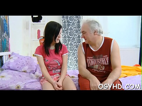 Old Man Young Girl Taboo