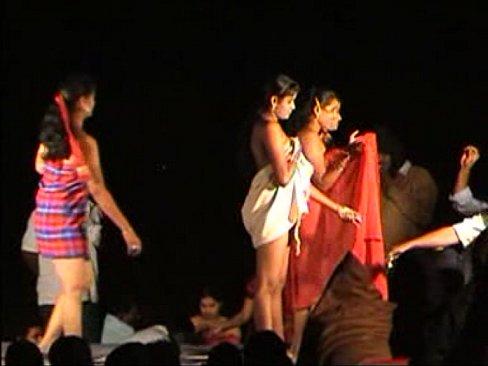 Dancing nude mpg